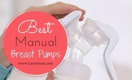 best manual breast pumps